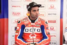 2018 to be Petrucci's last year in Pramac