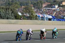 2018 Moto3 entry list