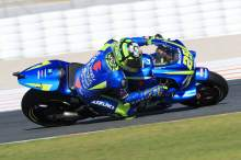 Jerez MotoGP Test - Wednesday LIVE!