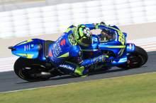 Jerez MotoGP Test - Wednesday LIVE!