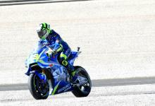 Jerez MotoGP test times - Wednesday (2pm)