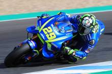 Jerez MotoGP test times - Wednesday (Final)