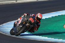 VIDEO: Nakagami learns the RC213V