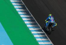Chassis, engine gains during 'intense' Suzuki test