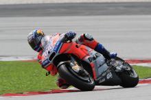 Dovizioso: New Ducati 'immediately better'