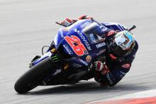 Improved tyre life 'very positive' for Vinales