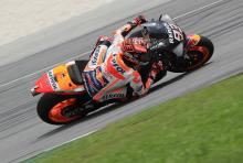 Marquez 'faster, more constant, so happy'