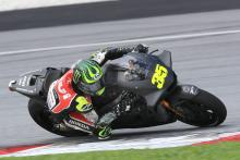 Crutchlow's pace 'nearly as good as anyone'