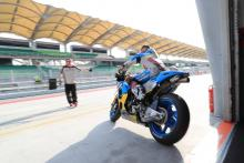 Luthi finding his feet in MotoGP