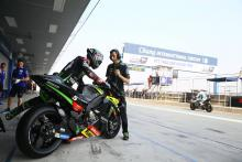 Thailand MotoGP test times - Sunday (2pm)