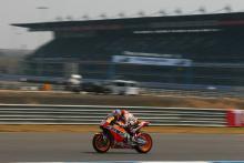 Thailand MotoGP test times - Saturday (4:30pm)