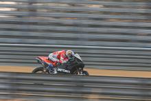 Ducati unveils 2018 fairing at Thailand Test
