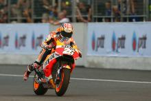 Test leader Pedrosa 'unsure what to expect'