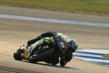 Zarco: 'balance good, riding well, happy'
