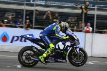 Rossi: Another important weekend to improve our bike