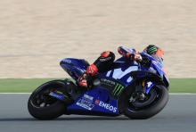 Qatar MotoGP test times - Thursday (FINAL)