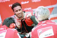 Dovizioso: Three years to get the result
