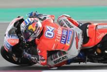Qatar MotoGP - Free Practice (1) Results