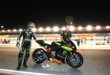 Zarco shines brightest, 'bit slow' on race pace