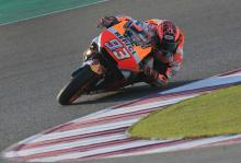 Marquez: Qatar MotoGP not the easiest for Repsol Honda