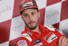 Dovizioso expects Ducati to be more competitive than 2017