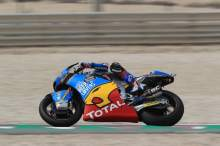 Moto2 Qatar - Warm-up Results