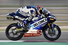 Moto3 Qatar: Martin holds off Canet for victory