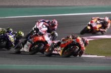 "Second place ""like a win"" as Marquez suffers Dovi deja vu"