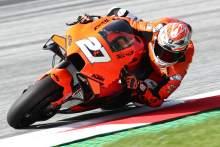 Iker Lecuona, Austrian MotoGP, 13 August 2021