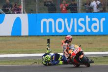 'Nothing crazy' - Marquez defends Argentina actions