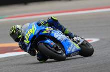 Iannone: Marquez always fast, but nothing is impossible