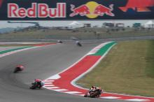 Austin MotoGP - Warm-up Results