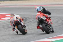 Austin MotoGP - Race Day LIVE!