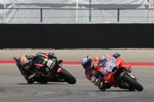 Fifth 'the maximum' as Dovizioso retakes title lead