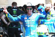 'Belief, balance' put Iannone back on podium