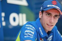 Alex Rins extends Suzuki MotoGP contract