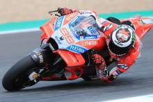 New parts helping Lorenzo, 'not needed' for Dovi