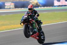 Fastest Zarco: 'Moto2 is helping me'