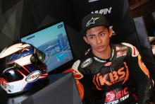 Moto2: Khairuddin leaves SIC Racing Team