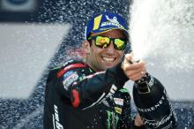 "Zarco in ""dream"" championship position with Jerez podium"