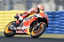 French MotoGP - Race Results