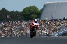 Dovizioso 'relaxed, Zarco motivated, Marquez fast'