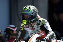 Crutchlow awaiting test results
