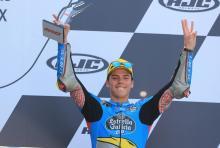 'The rider must consider being with Suzuki an achievement'
