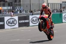 Marquez man to beat heading to Mugello