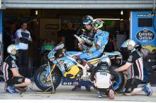 Riders keep focus despite Marc VDS 'storm'