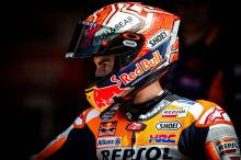 Marquez: If you want to celebrate a crash, do it inside