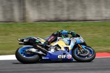 Morbidelli out, Bradl in for Sachsenring