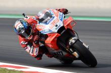 Lorenzo flying start, learning Ducati secrets