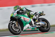 Honda riders still using 'Crutchlow' 2016 chassis